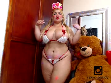 Chaturbate sexyblondy_69 record private XXX show from Chaturbate.com