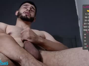 Chaturbate arab_b video with toys