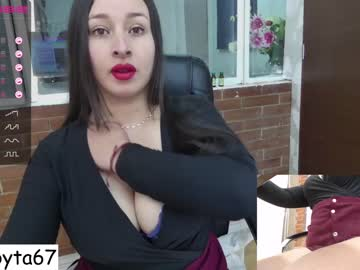 Chaturbate abby_taylorr_ public webcam video from Chaturbate