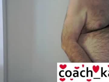 Chaturbate coach_karl cam show