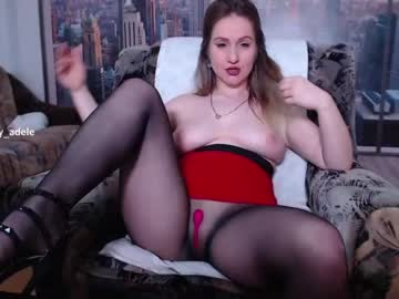 Chaturbate sweety_adele video with dildo from Chaturbate.com