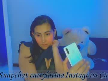 Chaturbate carrylatina blowjob video