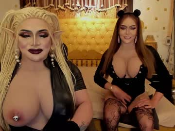 Chaturbate thefuckbuddiess record public show video