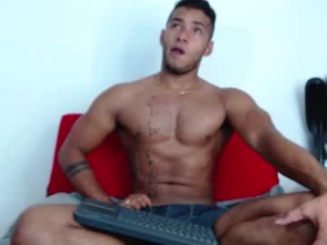 Chaturbate oliverjhonson_ video with toys