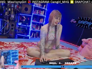 Chaturbate misshornygirl_ private sex video