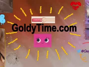 Chaturbate goldyxo dildo