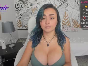 Chaturbate celeste_and record video with toys