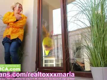 Chaturbate realtoxxxmaria chaturbate private show video