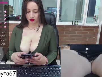 Chaturbate abby_taylorr_ private sex video from Chaturbate.com