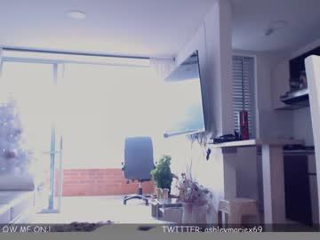 Chaturbate ashleymariex69 webcam show