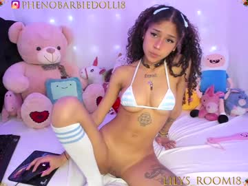 Chaturbate lilys_room18 blowjob video from Chaturbate