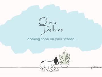 Chaturbate oliviadellvine webcam show