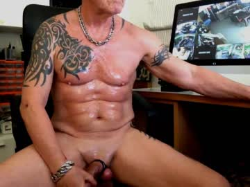 Chaturbate bisexmuscock private show from Chaturbate