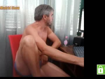 Chaturbate panchomadrid blowjob show from Chaturbate.com