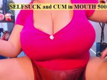 Chaturbate 12inchselfsuckercums show with cum from Chaturbate