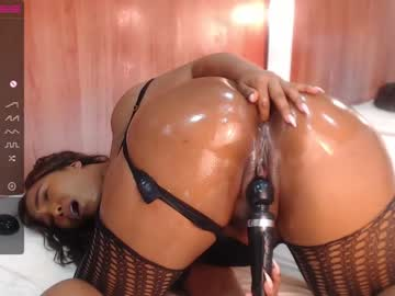 Chaturbate blackchiina show with toys from Chaturbate