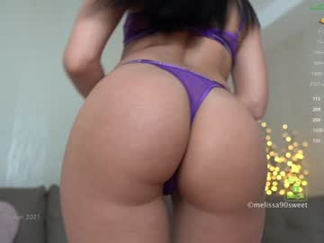 Chaturbate melissa90sweet record video from Chaturbate