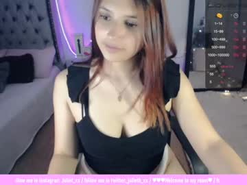 Chaturbate julieth1_ video with dildo from Chaturbate.com