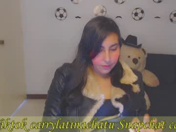 Chaturbate carrylatina private show from Chaturbate