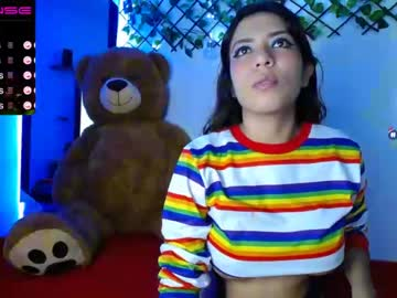 Chaturbate krystall_sky show with cum