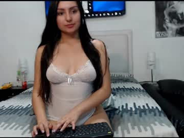 Chaturbate nahomy_fox blowjob show from Chaturbate