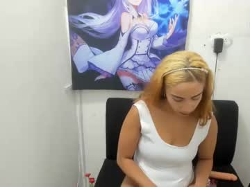 Chaturbate lana_montblanc blowjob show from Chaturbate.com