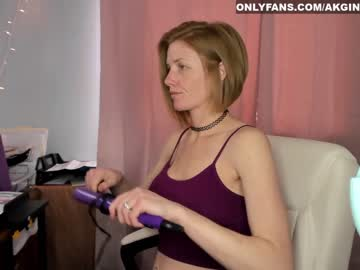 Chaturbate akgingersnaps video with dildo from Chaturbate.com