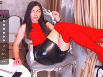 Chaturbate abby_thedevil video with dildo