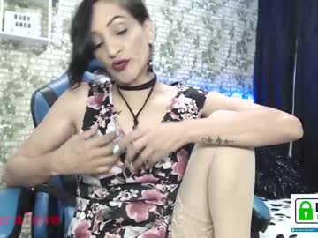 Chaturbate ruby_amor show with cum