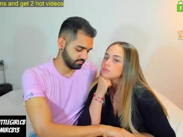 Chaturbate ashleyandzamir record video with dildo from Chaturbate
