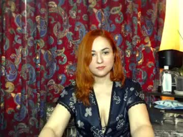 Chaturbate zara_red public webcam video