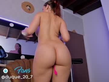 Chaturbate andrea_duque97 record video with toys