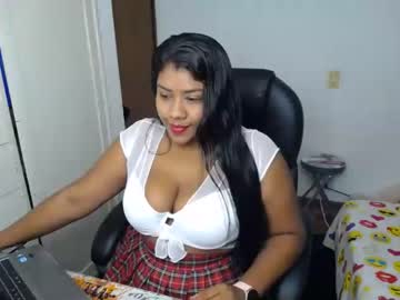 Chaturbate paola093 show with cum