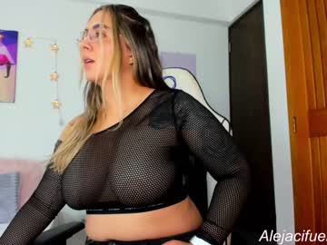 Chaturbate aleja_cifuentes20 record private sex show from Chaturbate.com