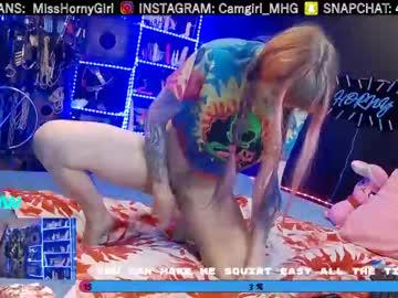 Chaturbate misshornygirl_ nude record