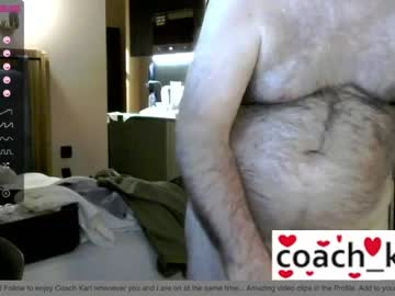 Chaturbate coach_karl blowjob video from Chaturbate
