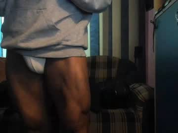 Chaturbate awesome_muscle blowjob show from Chaturbate.com