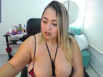 Chaturbate amelia_sweetx blowjob show from Chaturbate