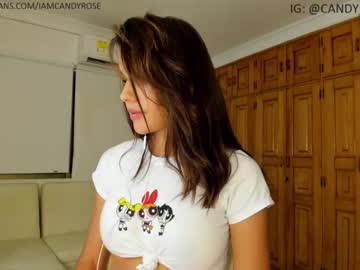 Chaturbate candy_rose_ record cam video from Chaturbate