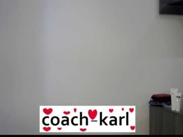 Chaturbate coach_karl record webcam video