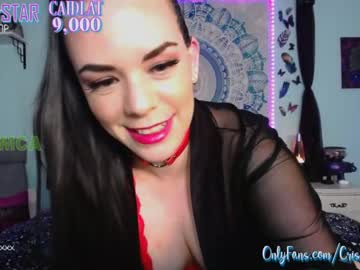 Chaturbate crissystarr record blowjob show