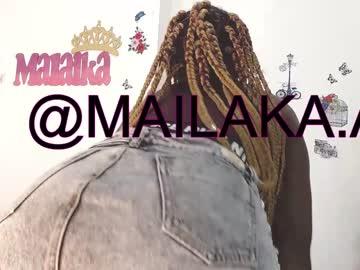 Chaturbate malaika_agu1 blowjob show