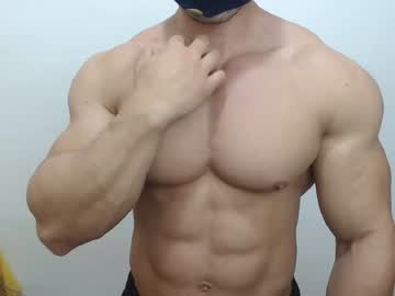 Chaturbate promuscles4u video with toys