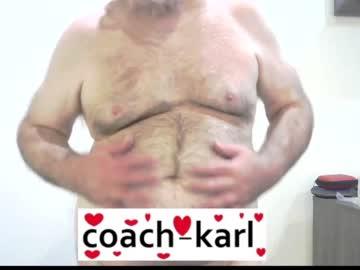 Chaturbate coach_karl webcam show