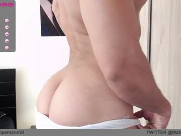 Chaturbate matias9013 show with toys from Chaturbate.com