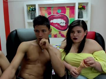Chaturbate javixandkaty show with toys from Chaturbate.com